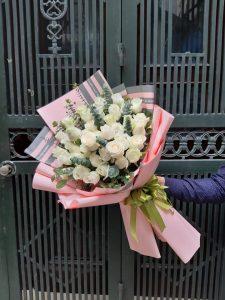 Tiệm hoa uy tín quận 3