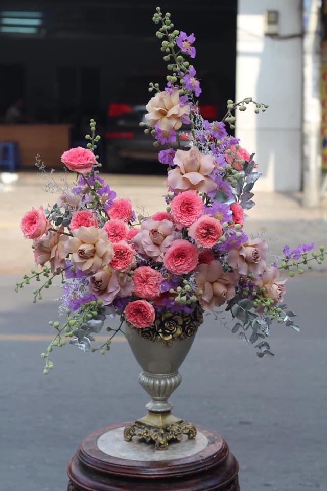 hoa tươi sài gòn vie flowers