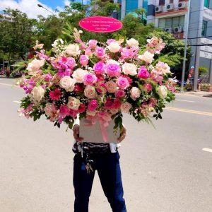 Cửa hàng hoa chất lượng quận 10