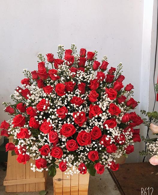 Cửa hàng hoa sinh nhật quận 10