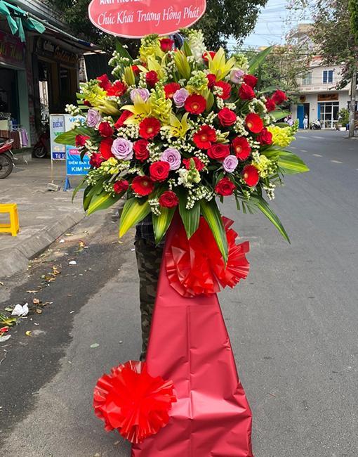 đặt hoa tươi ở quận 2