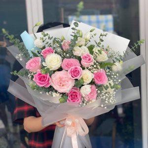 Cửa hàng hoa tươi quận 10